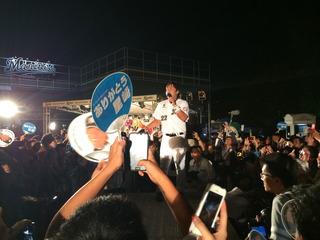 里崎ライブ1