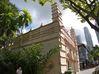 ナゴール・ドゥルガー寺院