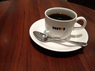 コーヒー@ドトール