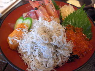 海鮮漁師丼定食2@エボシ