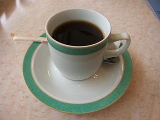 コーヒーはサイホン抽出