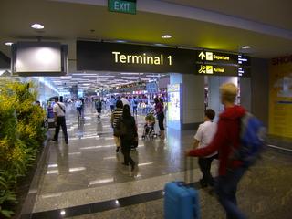 さて帰ります空港にて
