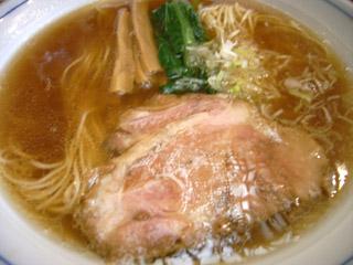 中華そば@麺や食堂ブラジル