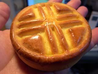 椰子小月餅