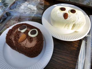 コネタなロールケーキ