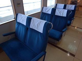 青函連絡船座席