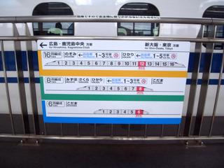 九州新幹線ですねぇ
