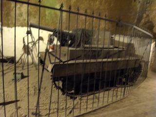 何故かドイツ軍の戦車が