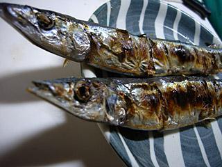 秋刀魚×2