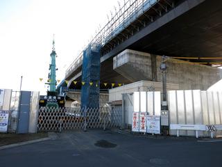 酒匂川2号橋開成側