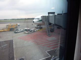 ローマから成田へ