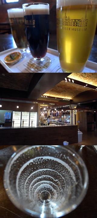 ビール試飲@サッポロビール博物館