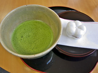 抹茶セット