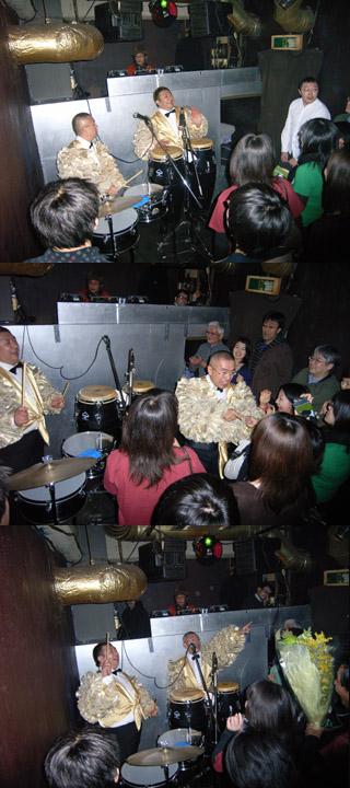 東京パノラママンボボーイズ@oto