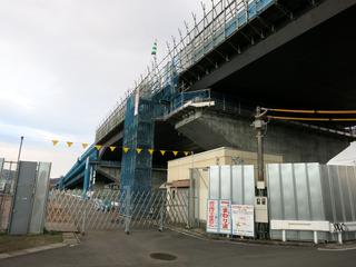 酒匂川2号橋酒匂川側