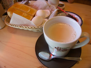 ミルクコーヒー&モーニング