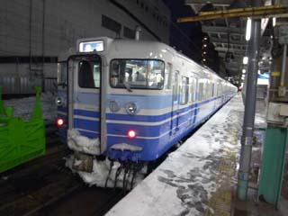 115系@長岡駅