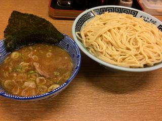つけ麺@大勝軒