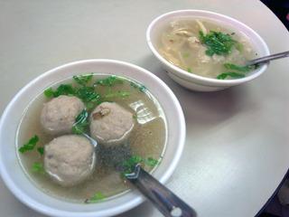 貢丸スープ