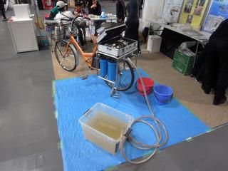 人力浄水器