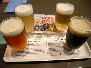 味比べビール