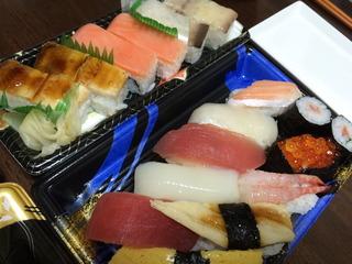 お寿司押しずし