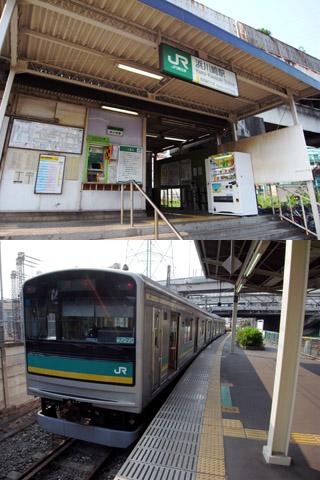 浜川崎駅(南武支線)