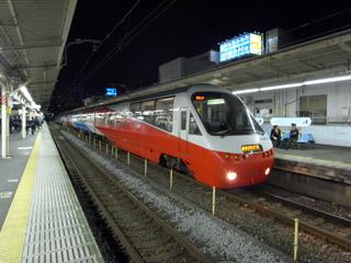 リゾート21が普通列車
