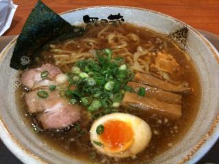 醤油ラーメン@越後秘蔵麺無尽蔵