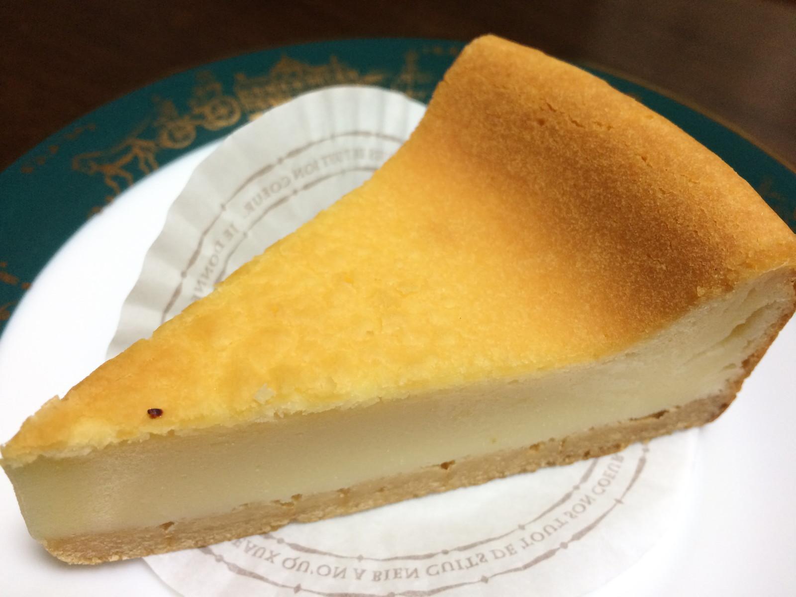 66c3f6c9693cf3 マンボな毎日:チーズケーキ