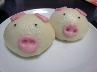 豚な豚まん