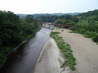 白糠線陸橋