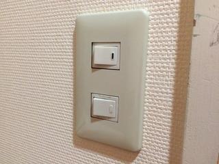 換気扇スイッチ修理
