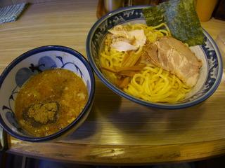 つけ麺@楽