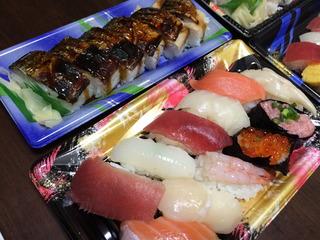 お寿司鯖寿司