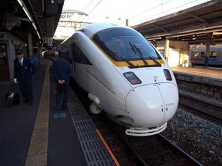 かもめ(車両)@小倉駅