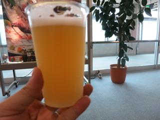ピンぼけビール