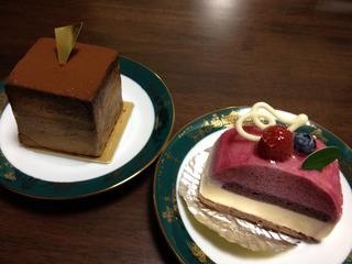 ケーキ@アンセプス