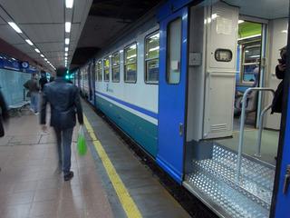 ナポリ地下鉄