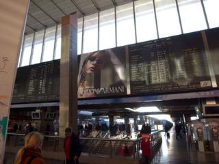 テルミニ駅