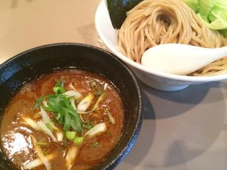 エビつけ麺