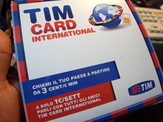 TIM-card