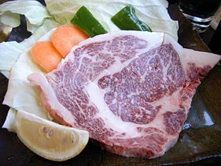 松阪 千力  お肉