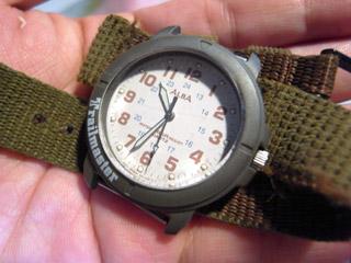 お疲れ時計