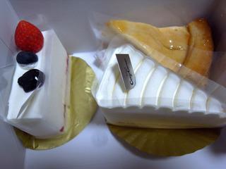 ケーキ@コージーコーナー