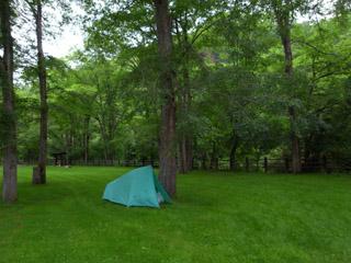本別静山キャンプ場