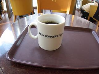 ブレンド@ニューヨーカーズカフェ