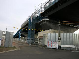 20130106酒匂川2号橋酒匂川側