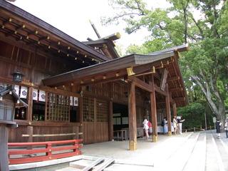 猿田彦神社本殿