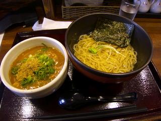 超濃厚つけ麺